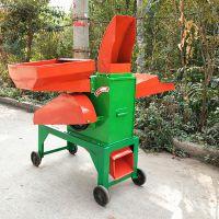 自动高喷秸秆铡切机/牛羊养殖饲料粉碎机/小型家用秸秆铡草机批发