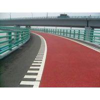 雨山区坤杰新型环保材料 彩色步道