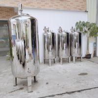 广西灵山县水处理工程承包商用不锈钢无菌水箱 规格齐全 广旗牌