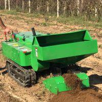 厂家直销多功能履带式田园管理机 果园开沟机 驰航新款施肥回填一体机