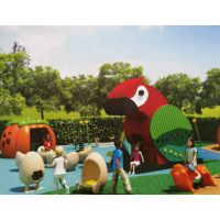 凯特乐定制生产户外公园儿童拓展游乐设备 景区配套游乐设施设备 滑梯乐园设备厂家
