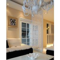 河北镂空雕刻定制餐厅隔断时尚装饰通花板