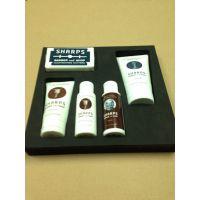 EVA化妆品盒内托包装 EVA雕刻异形内托