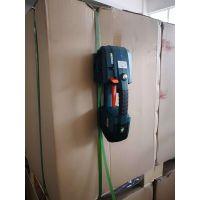塑钢带打包机 厂家直销电动充电式热熔机 PET手持式捆扎机 塑钢带打包带打包机