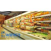 郑州超市风幕柜 水果保鲜柜 冷柜厂家直销|送货上门|指导安装