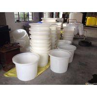 供应重庆环保塑料桶 重庆周转圆桶 食品PE发酵桶