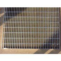 陕西焦化厂热镀锌钢格板 变电站镀锌格栅板 平台网格板