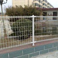 林瑞厂家直销 双圈护栏 园艺护栏网 高速 机场等用浸塑铁丝网围栏 双圈护栏网