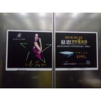 泉州电梯门广告