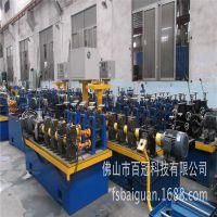 广东不锈钢电热管制管机 汽车排气管制管机 不锈钢高端智能制管机