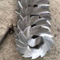 摩托车破碎机 编织袋撕碎机