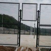 厂家销售篮球场围栏 室内体育场围网 包安装