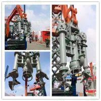 特价出售挖掘机清淤泵 挖掘机吸砂泵 液压抽泥泵杂质泵