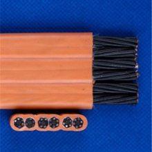 长峰电缆YGEB  硅橡胶绝缘热塑性弹性体护套移动用扁电缆哪里有市场价格