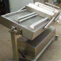 600型可倾斜真空包装机 专为带汤食品定制