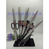 阳江礼品刀具圆满七件套
