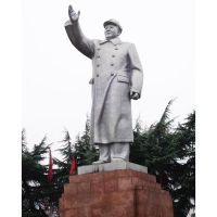 名人头像石雕人物雕刻花岗岩校园人物雕塑