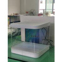 3D视频立体广告播放普通播放机三维立体效果用于商品展示亚克力物料
