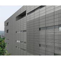 厂家专业生产声屏障 百叶孔声屏障加工中心