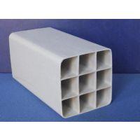 邢台PVC格栅管厂家供应107、162九孔格栅管,价格低质量优