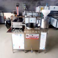 花生豆腐机赚钱吗 沧州花生豆腐机厂家推荐 免费技术培训