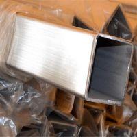 不锈钢方形管 316L耐腐蚀不锈钢方通50*50四方钢管