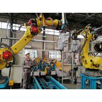 发那科(FANUC)工业机器人汽车车架生产线自动化改造
