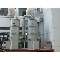 江宁电子冶金废气处理玻璃钢喷淋塔处理常州蓝阳环保专业厂家
