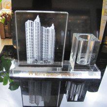 楼盘开盘纪念品,地产开发商周年庆典礼品,郑州水晶工艺品定制