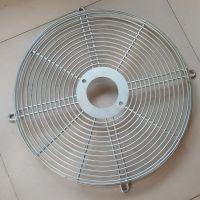 奥科生产定制黑色喷塑风机网罩 机械金属防护罩 散热风扇网罩