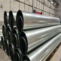 广东省通畅专业生产镀锌螺旋风管及配件质量过硬