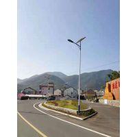 承运厂家BY050辽宁一事一议新农村太阳能路灯8米60W一体化户外照明超亮可定制景观灯