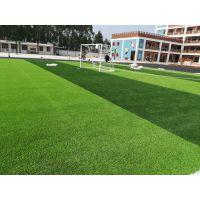 足球场人造草施工 仿真人造草卷材 pe材质人造草 人造草价格