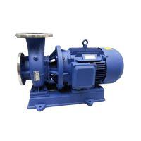 ISWB单级单吸防爆卧式油泵 卧式防爆离心泵 防爆卧式管道离心泵 修改