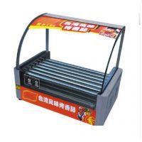 吴川4管热狗机|煤气烤肠机|原装现货