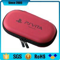 厂家定制各种EVA游戏机包游戏机盒 PU面冷热压成形游戏机保护盒