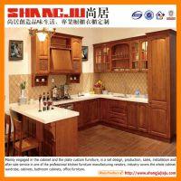 厨房橱柜,整体厨房吊柜,定做厨房地柜,实木家具工厂订做橱柜,