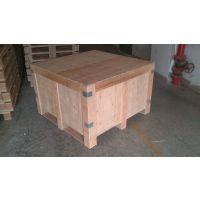 出口箱 胶合免检木箱 设备木箱