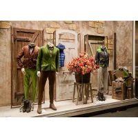 模特道具厂告诉你服装模特到底有哪几种款式?
