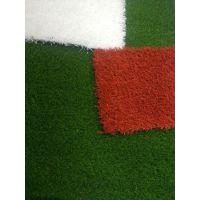 山西省长治市长治县人工草坪足球场施工方案环保地毯供应