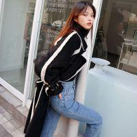衣之庄园杭州服装工厂尾货批发市场折扣女装 北京大的尾货市场在哪里批发市场在哪里粉色牛仔裤