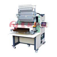 变压器自动绕线机- 十二轴全自动变压器绕线机-变压器CNC自动绕线机-东莞巨科绕线机厂家