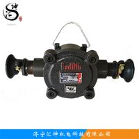 矿用低压电缆接线盒BHD2-40/660(380)-2T低压接线盒汇坤防爆器材