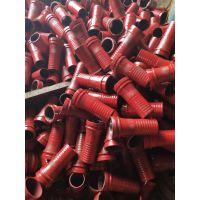 供应小型砂浆泵车配件三通 接头减压灌 变径管 弯管 管卡等泵管质量保证