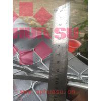 【现货供应】4x4铝美格网、铝网围栏、铝合金花格、电磁屏障铝网