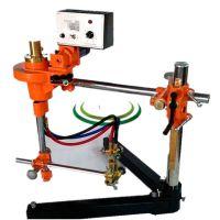 东恒机械CG2-600半自动火焰切圆机