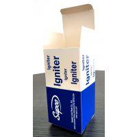 礼品盒 产品外包装 白卡纸盒