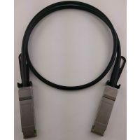 原装高速线LOTES QSFP+DAC for 40/100G