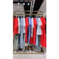 【凡释】女装一线品牌高端时尚大码连衣裙女装2019春装新款工厂直销