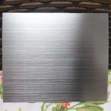 晶顺隆 拉丝雪花纹(NO4)不锈钢卷板 厂家直销 纹路规格齐全